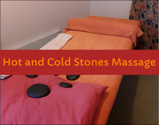 Sublime Hot & Cold Stone Massage